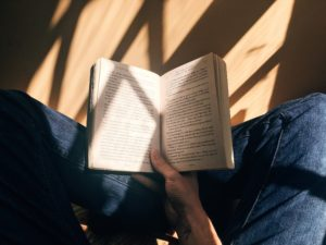 Read more about the article Reading in a Time of Quarantine…